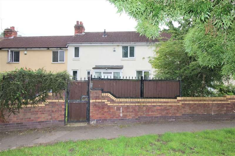 3 Bedrooms Terraced House for sale in Granville Crescent, Stainforth, Doncaster, DN7