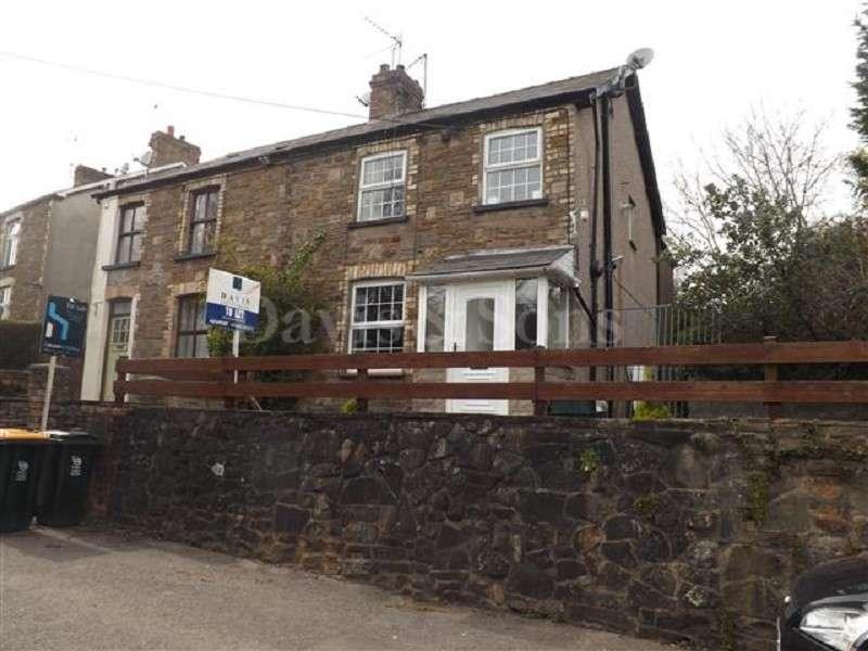 3 Bedrooms End Of Terrace House for rent in Pentre-poeth Road, Bassaleg, Basseleg , Newport. NP10 8LL