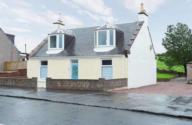 4 Bedrooms Cottage House for sale in Leggate, New Cumnock, Cumnock, East Ayrshire, KA18 4NG