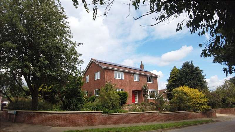 4 Bedrooms Detached House for sale in Forest Drive, Dishforth, Thirsk, North Yorkshire
