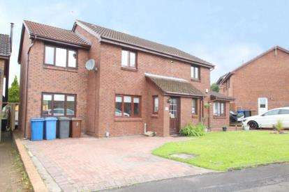 3 Bedrooms Semi Detached House for sale in Islay Drive, Old Kilpatrick, Glasgow, West Dunbartonshire