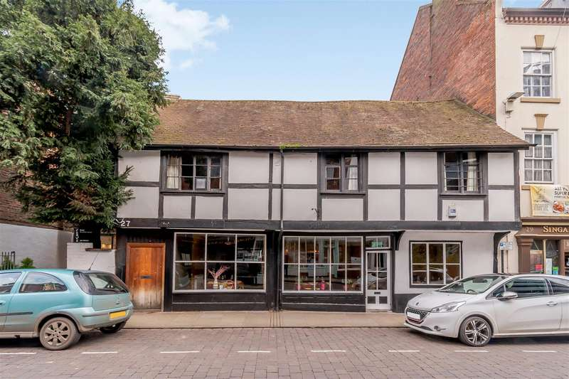 3 Bedrooms Apartment Flat for sale in Friar Street, Worcester, Worcestershire