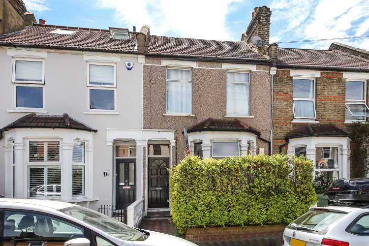 2 Bedrooms Flat for sale in Springrice Road Hither Green SE13