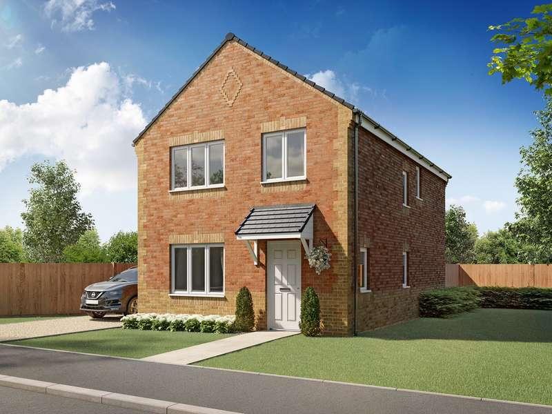 4 Bedrooms Detached House for sale in Plot 91, Longford, Briar Lea Park, Longtown , Carlisle, CA6