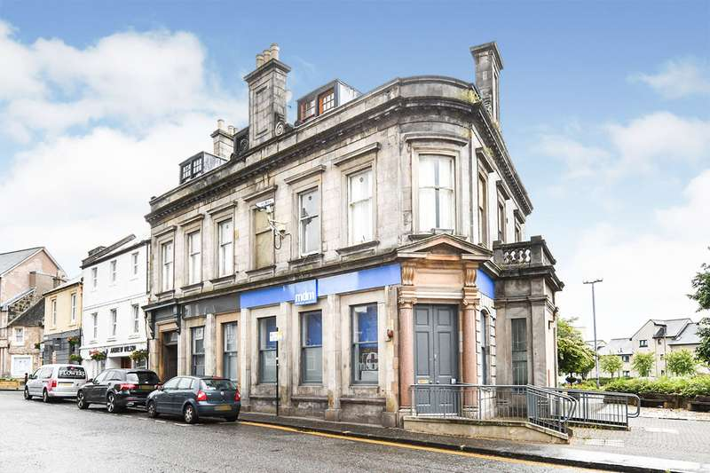 1 Bedroom Apartment Flat for sale in Bank Street, Alloa, Clackmannanshire, FK10