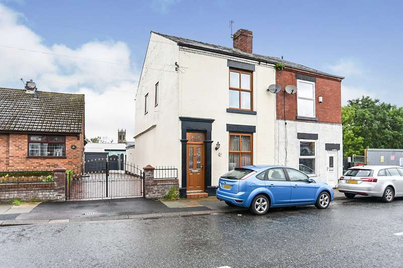 3 Bedrooms Semi Detached House for sale in Cheetham Hill Road, Dukinfield, SK16