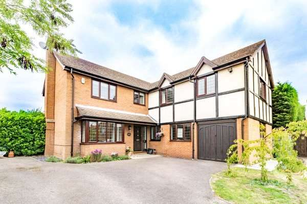 5 Bedrooms Detached House for sale in Windmill Field, Windlesham, Surrey