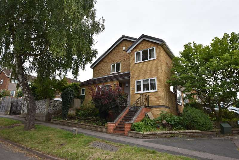 3 Bedrooms Semi Detached House for sale in Althorpe Drive, Loughborough