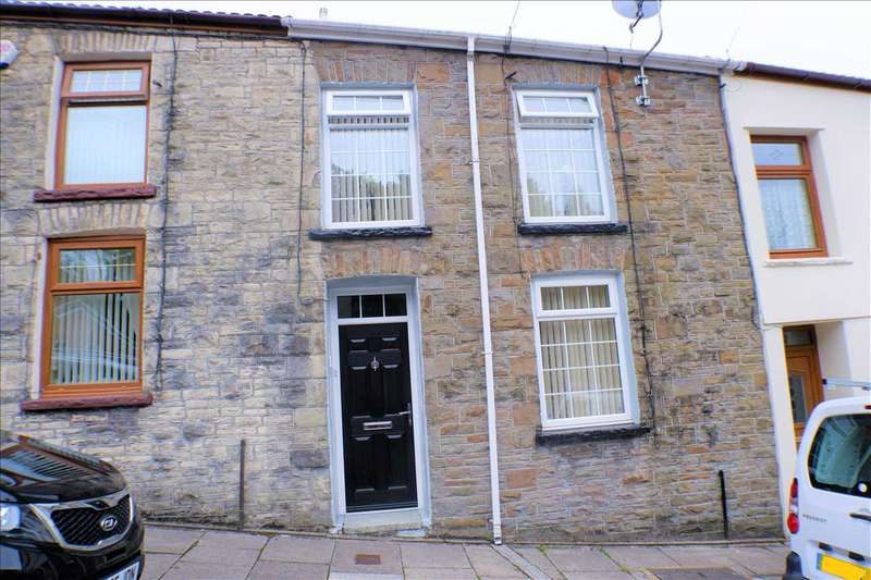 2 Bedrooms Terraced House for sale in Victoria St, Pentre