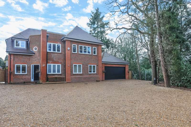 6 Bedrooms Detached House for sale in Bracken Court, The Woods, Northwood, Middlesex