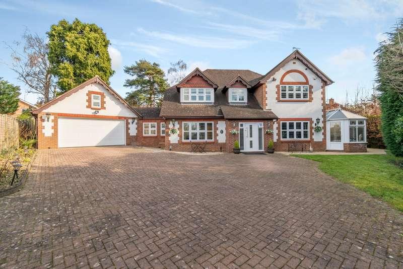 6 Bedrooms Detached House for sale in Spencer Walk, Rickmansworth, WD3