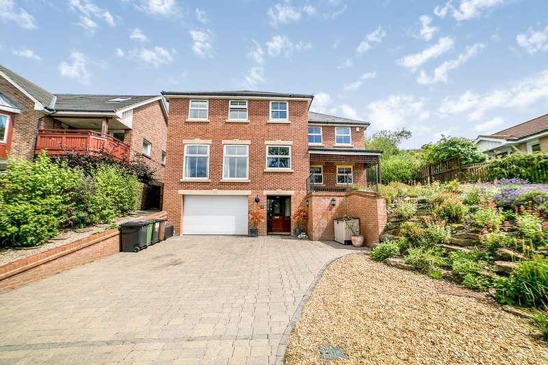 4 Bedrooms Detached House for sale in New Ridley Road, Stocksfield, NE43