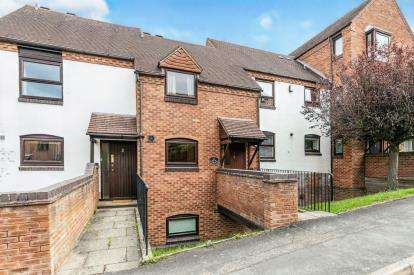 3 Bedrooms Terraced House for sale in Taylor Court, Commaigne Close, Warwick, Warwickshire