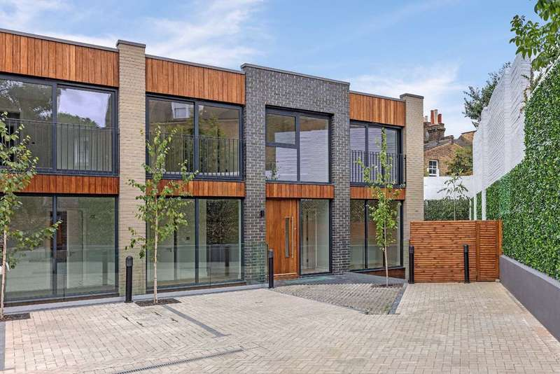 4 Bedrooms Terraced House for sale in Phillip's Mews, Fulham, London, SW6