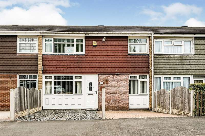 3 Bedrooms Semi Detached House for sale in Eastfield Road, Tipton, West Midlands, DY4
