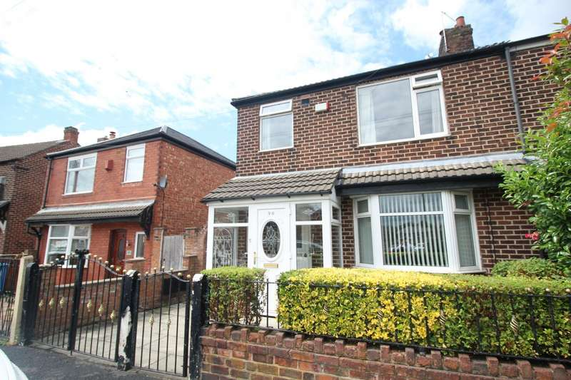 3 Bedrooms Semi Detached House for sale in Ringlow Park Road, Swinton, M27