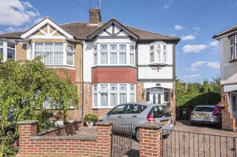 3 Bedrooms House for sale in Camborne Road, Morden, SM4