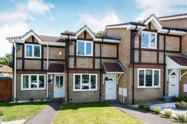 2 Bedrooms Terraced House for sale in Hatch Warren, Basingstoke, Hampshire