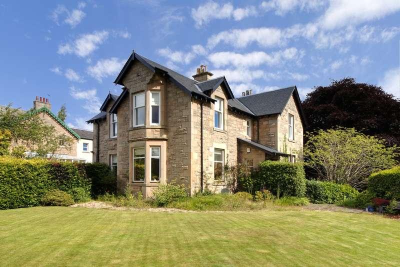 3 Bedrooms Unique Property for sale in Kilbryde Crescent, Dunblane, FK15