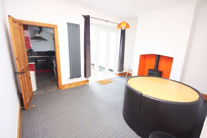 2 Bedrooms Terraced House for sale in Auckland Street, Guisborough, TS14