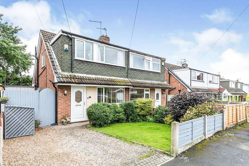 3 Bedrooms Semi Detached House for sale in Knowsley Drive, Hoghton, Preston, PR5