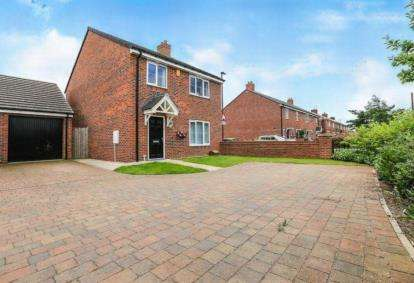 4 Bedrooms Detached House for sale in Bedale Road, Aiskew, Bedale, North Yorkshire