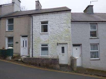 2 Bedrooms Terraced House for sale in Lon Pobty, Bangor, Gwynedd, LL57