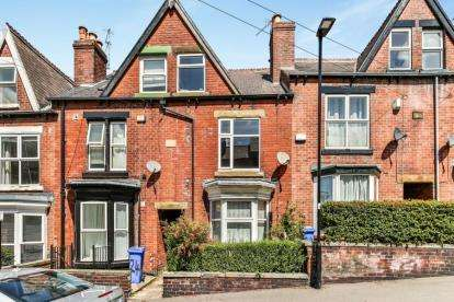 3 Bedrooms End Of Terrace House for sale in Wayland Road, Sheffield, South Yorkshire