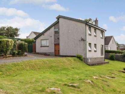 4 Bedrooms Detached House for sale in Golf Course Road, Skelmorlie