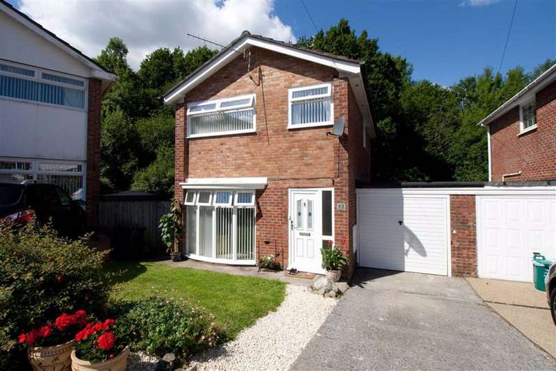 3 Bedrooms Link Detached House for sale in Kendal Close, Aberdare, Mid Glamorgan