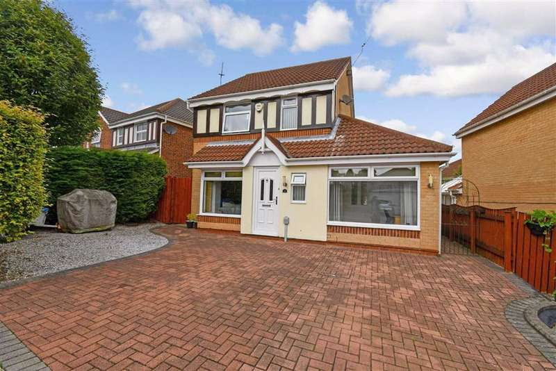 3 Bedrooms Detached House for sale in Tranby Park Meadows, Hessle, East Riding Of Yorkshire