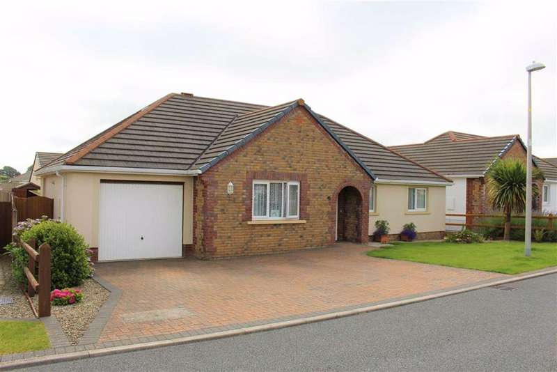 3 Bedrooms Detached Bungalow for sale in Gibbas Way, Pembroke