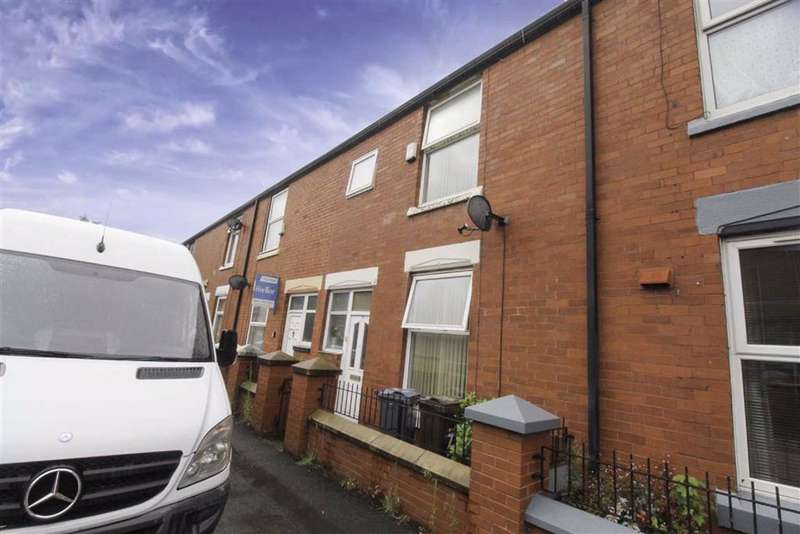 2 Bedrooms Terraced House for sale in Cheadle Street, Manchester, Manchester