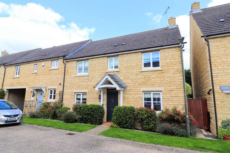 4 Bedrooms End Of Terrace House for sale in Willett Gardens, Winchcombe
