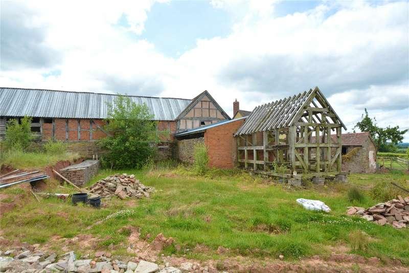 Plot Commercial for sale in Barn 3, Birchley Farm Court, Bockleton Road, Oldwood, Tenbury Wells, WR15