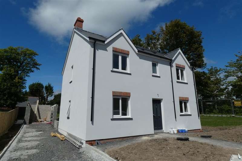 4 Bedrooms Detached House for sale in The Sycamore, Houghton, Milford Haven