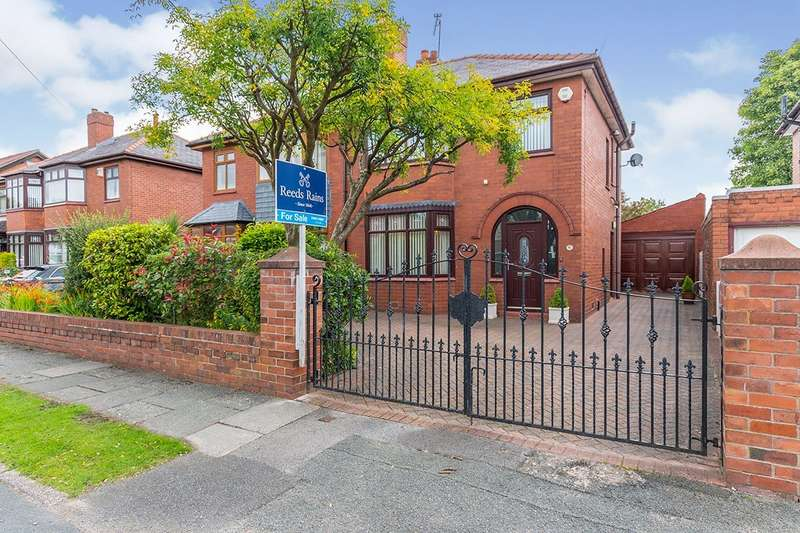 3 Bedrooms Semi Detached House for sale in Masefield Avenue, Orrell, Wigan, Greater Manchester, WN5