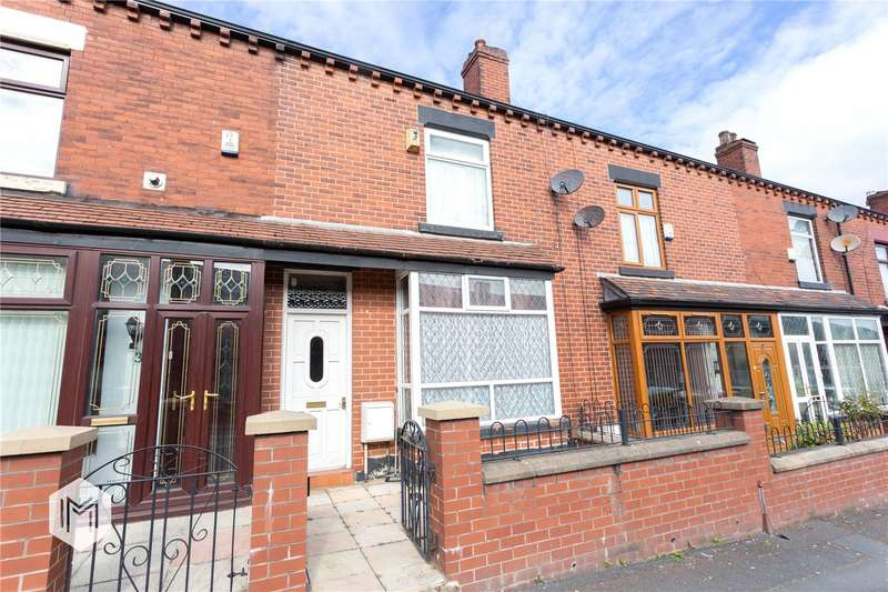 4 Bedrooms Terraced House for sale in Higher Swan Lane, Bolton, Greater Manchester, BL3