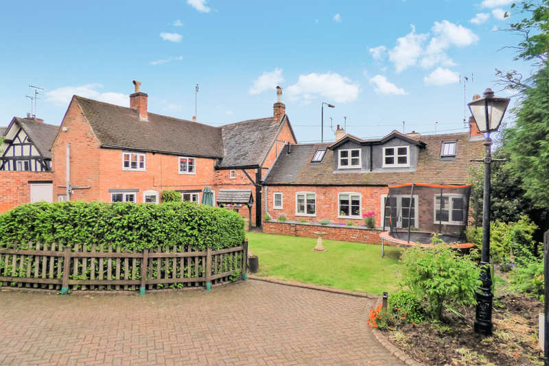 4 Bedrooms Cottage House for sale in Bells End Road, Walton on Trent