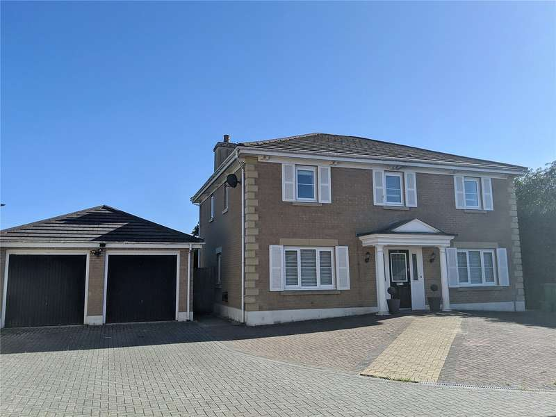 4 Bedrooms Detached House for sale in Meadow Brook, Roundswell, Barnstaple, EX31