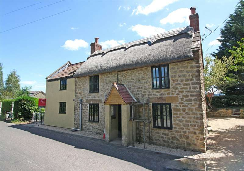 2 Bedrooms Detached House for sale in Kingstone, Ilminster, Somerset, TA19