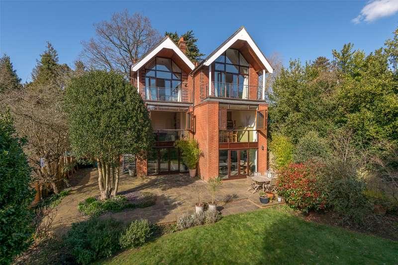 5 Bedrooms Detached House for sale in Rose Hill, Dorking, RH4