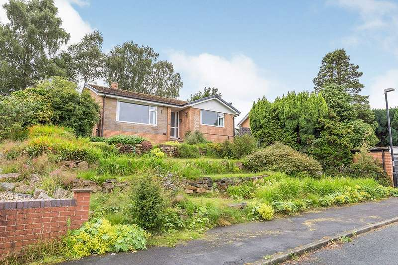 3 Bedrooms Detached Bungalow for sale in Melrose Way, Chorley, Lancashire, PR7