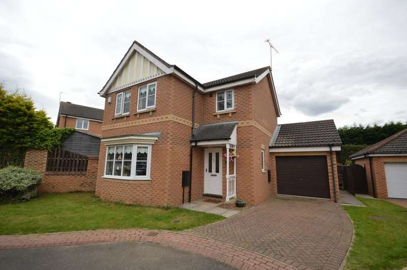 3 Bedrooms Detached House for sale in Lower Pasture, Blaxton, DN9