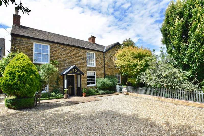 4 Bedrooms Detached House for sale in The Dickredge, Steeple Aston, Oxfordshire