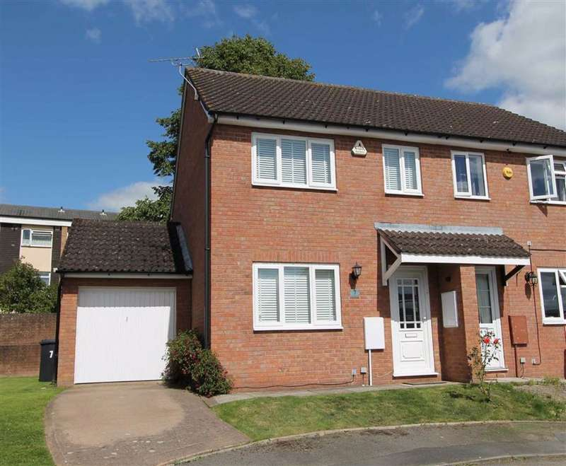 3 Bedrooms Semi Detached House for sale in Ross On Wye