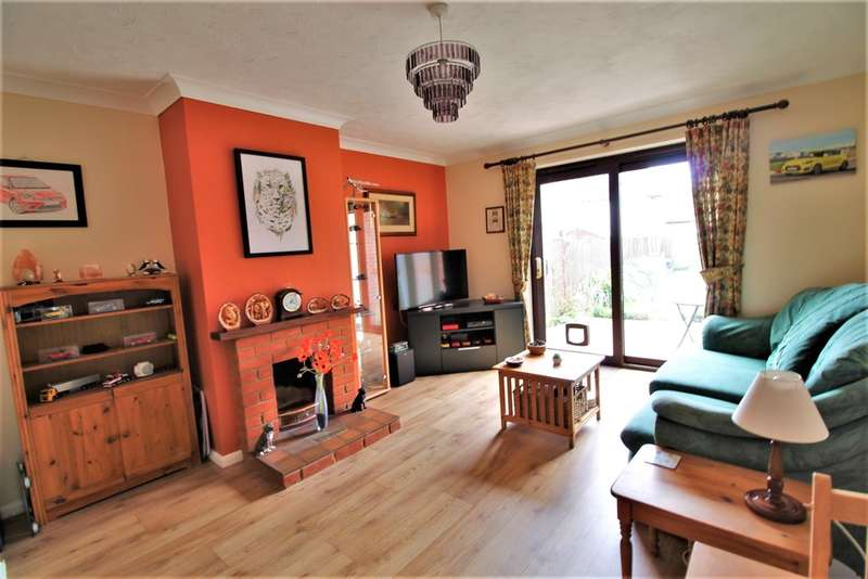 2 Bedrooms Semi Detached House for sale in Willow Green, Worlingworth