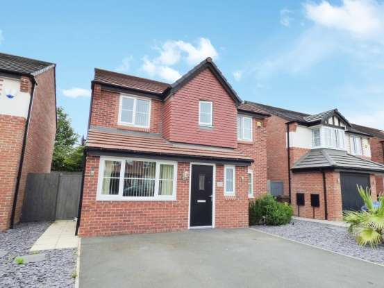 4 Bedrooms Detached House for sale in Longridge Drive, Bootle, Merseyside, L30 1RA