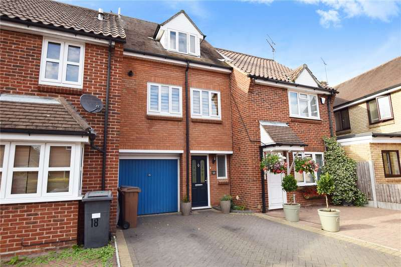 3 Bedrooms Terraced House for sale in Celeborn Street, South Woodham Ferrers, Chelmsford, Essex, CM3