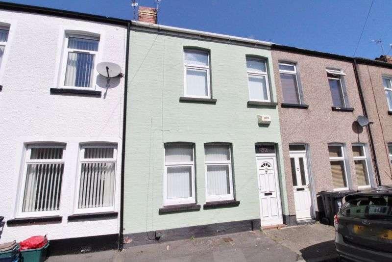 2 Bedrooms Property for sale in Magor Street, Newport